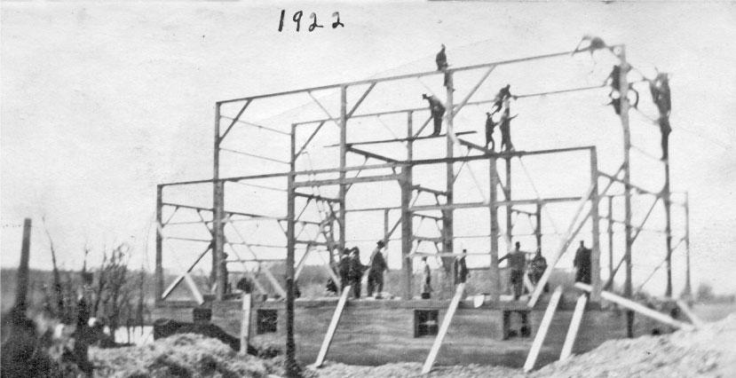 Miller Barn - 1922