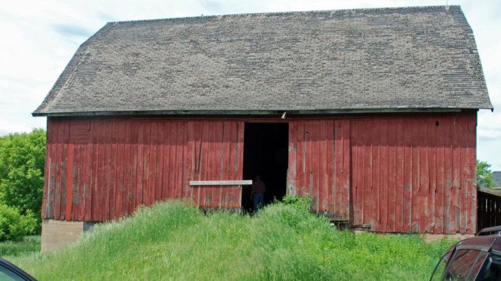 Miller Barn Present Day