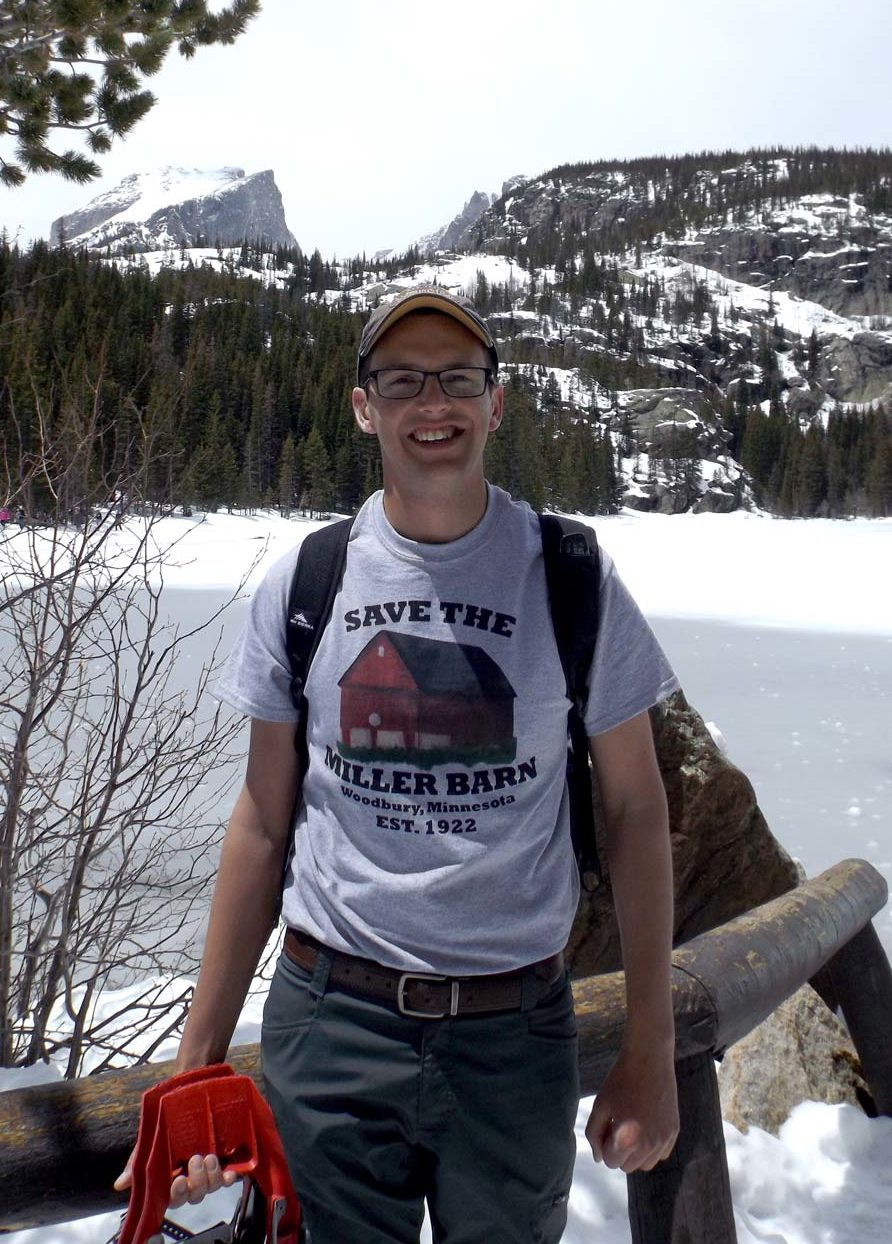 Save the Miller Barn T-Shirt Spotted in Colorado Rockies
