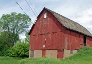 Miller Barn - Present Day