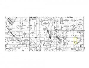 Woodbury Plat Map - 1902