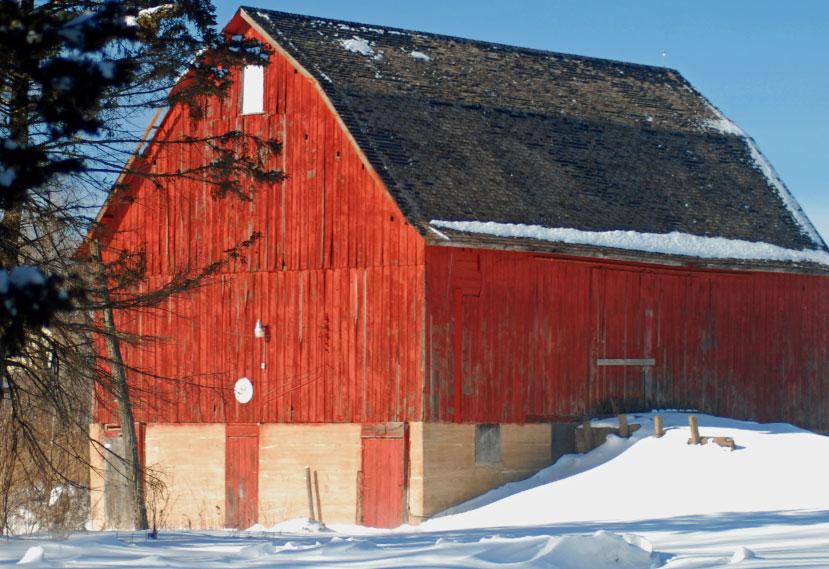 Woodbury Miller Barn